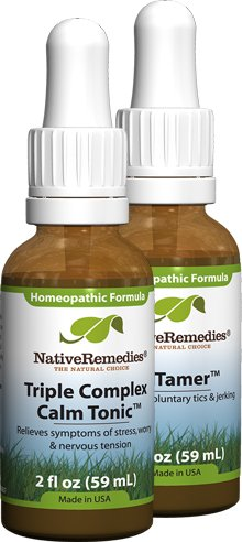 Native Remedies Tic Calm ComboPack