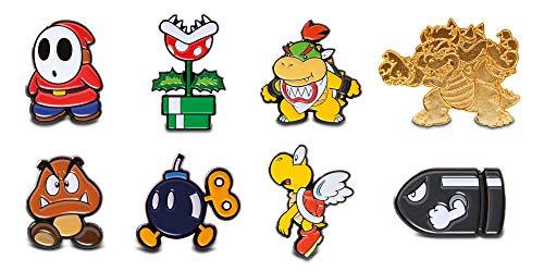PowerA PowerA Collector Pins - Super Mario Enemies ()
