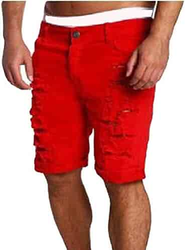 ffc6ac5314ba31 Shopping 26 - Reds - Denim - Shorts - Clothing - Men - Clothing ...