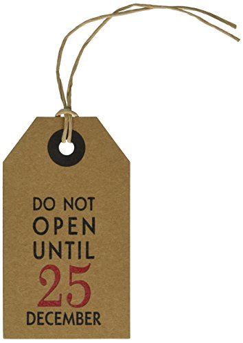 25 Gift Tags - 1