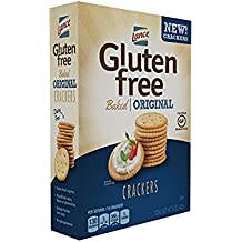 Lance Gluten Free Original Crackers 3 boxes
