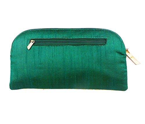 Verde Verde donna Bhamini Pochette da zq0R77