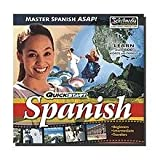 SelectSoft Publishing AQLANSPANJ QuickStart Spanish Audio CD: more info