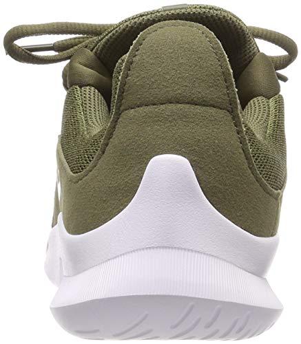 De Moyen 001 Course Nike Pour Squoia Multicolore Chaussures Viale Homme olive R7wdqR
