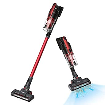 Z5 Ultra Lightweight Cordless Stick Vacuum Cleaner Long Run Time And