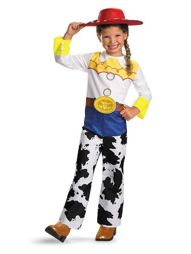Jessie Classic Costume - X-Small - Girls Toy Story Jessie Costume