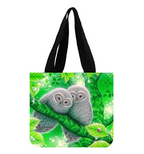 twin-owl-enjoy-sunshine-at-green-leaves-handbagtwo-sides