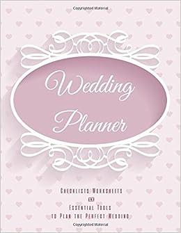 Wedding Planner: The Ultimate Wedding Planner Journal, Scheduling ...