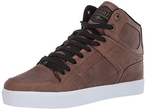 - Osiris Men's NYC 83 VLC DCN Skate Shoe Brown/White/Black 12 M US