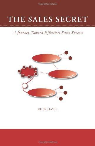 By Rick Davis The Sales Secret (1st First Edition) [Hardcover] pdf epub