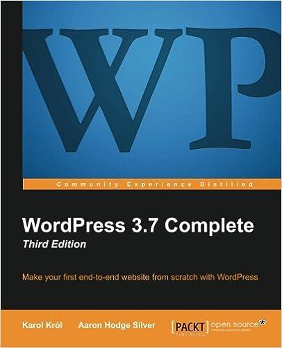 beginning wordpress 3 pdf