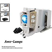 AWO BL-FU195A / SP.72G01GC01 Premium Quality Projector Bulb with Housing Fit For OPTOMA S341,DW441,DS349,TW342,DX349,W341,W344,W345,W354,W355,X340,X341,X344,X345,X355