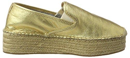 Oro 70313833801110 Gold O'Polo Espadrillas Marc Basse Espadrilles 171 Donna 0ZnwqnTYf