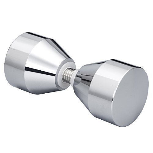 Shower Door Pair Handle Knob,Groove Shower Door Handle knobs,handles knobs for bathroom with top quality 001