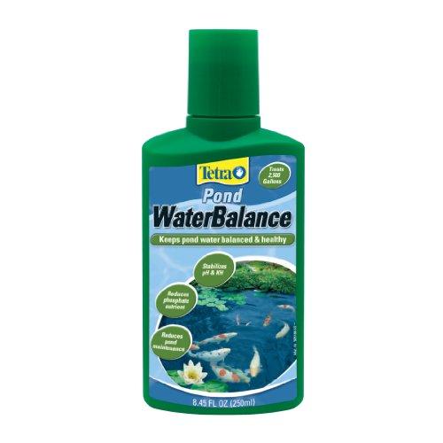 TetraPond Water Balance, 8.45 Fluid Ounce, 250-ml (Water 250 Ml Clarifier)