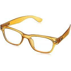 Peepers Rainbow Bright Fashion Retro Eyeglasses,Orange,45 mm