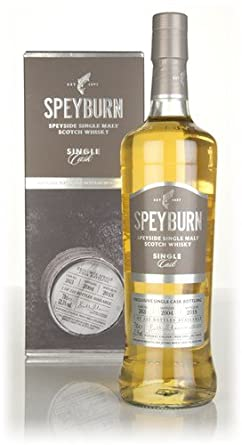 07b4be285a6 Image Unavailable. Image not available for. Colour  Speyburn 14 Year Old  2004 - Single Cask Single Malt Whisky