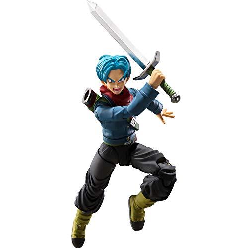 TAMASHII NATIONS Bandai S.H. Figuarts Future Trunks Dragon Ball Super Action Figure