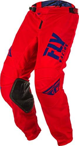 Kinetic Mesh Pants - Fly Racing 2019.5 Kinetic Mesh Pants - Shield (36) (RED/Blue)