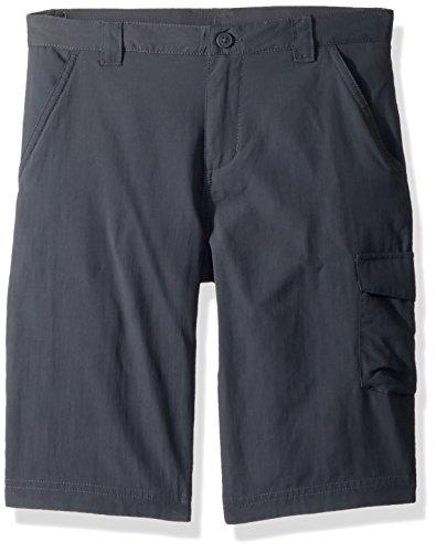 Columbia Boys Silver Ridge III Shorts, Graphite, X-Large