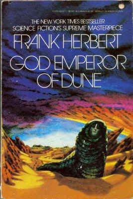 God Emperor of Dune, Herbert, Frank