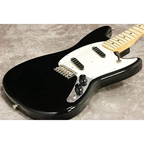 Fender B07KDP9XTG MN Mexico/MUSTANG MN Fender Black フェンダーメキシコ B07KDP9XTG, カシダス:4e1badf4 --- pvosasco.org.br