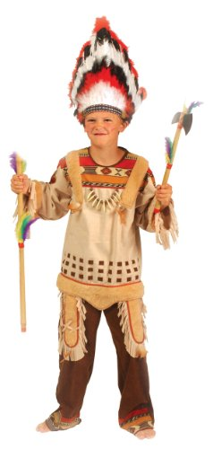 Kids Bear Claw Brave Costume - Child Large