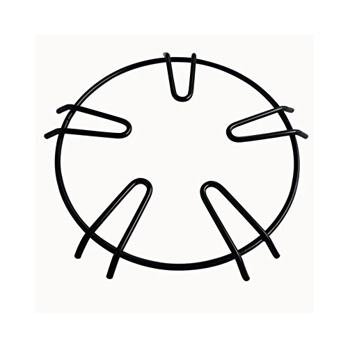 Kitchen Stove Accessories Five Ear Cream Pot Shelf Safe Gas Stove Pot Gas Stove Fittings Bracket Rack ()