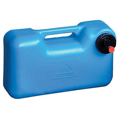 (Barker Manufacturing Company 10887 Barker 5 Gallon Tote-Along Drain Water Tank)