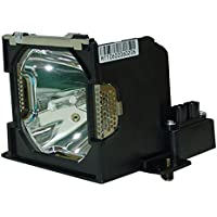 AuraBeam Christie LW25 Projector Replacement Lamp with Housing