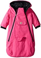 Carhartt Baby Girls' Quick Duck Bunting Taff Lined