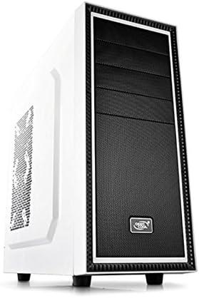 DeepCool TESERRACT - TESSERACTBFWH - Caja PC, Color Blanco: Amazon ...