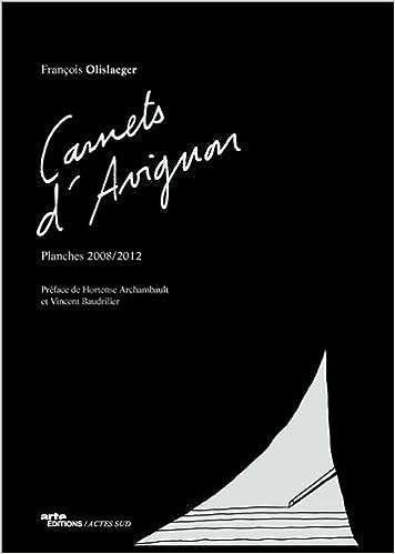 Livres Carnets d'Avignon pdf ebook
