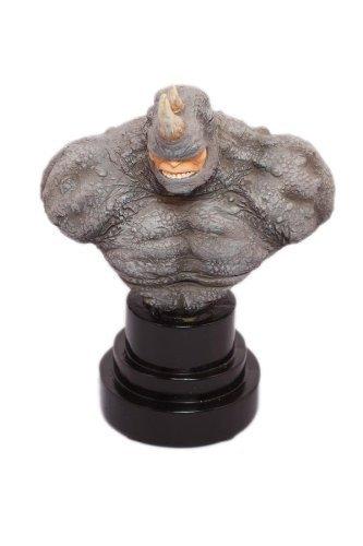 Amazing Spider Man Costume Change (Rhino Mini Bust Bowen Designs!)