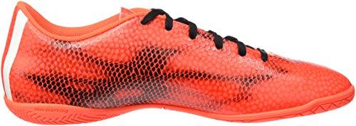 Adidas - F5 IN - Color: Negro-Rojo - Size: 42.0 solar red/ftwr white/core black