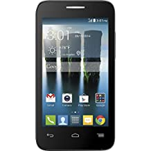 Alcatel One Touch Evolve 2 Black - No Contract (T-Mobile)
