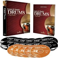 Learn & Master Drums [Book/Dvd]/Cd Pack Legacy Of Learning Series (Learn And Master Drums compare prices)