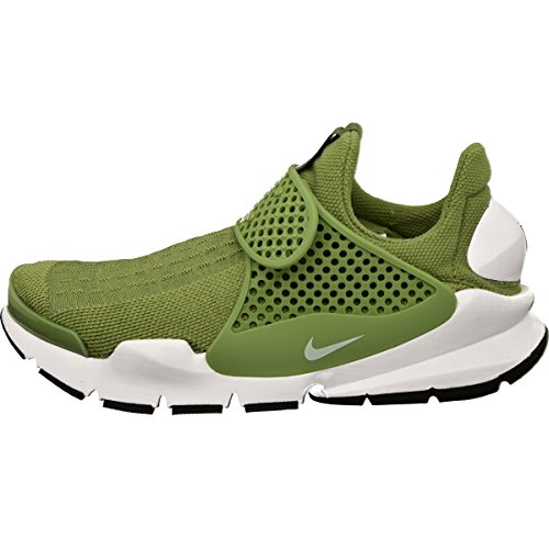 best service ae648 e2623 300 Green donna 848475 NIKE Scarpe Trail White Black 400 Pal
