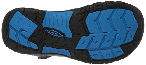 Keen Newport H2, Sandalias de Senderismo Unisex Niños Blau (Magnet/Blue Danube)
