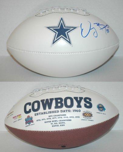 Dez Bryant Signed Cowboys Football