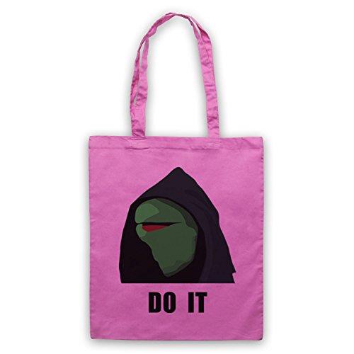 Kermit Do It Meme Bolso Rosa
