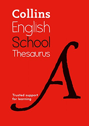 Collins School Thesaurus PDF