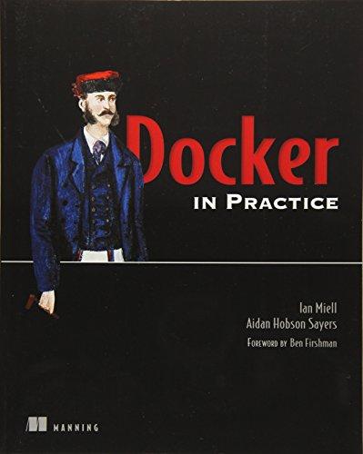 Docker in Practice by MANNING