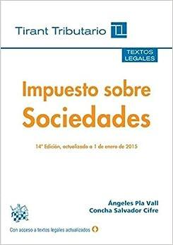 Descargar Epub Impuesto Sobre Sociedades 14ª Edición 2015