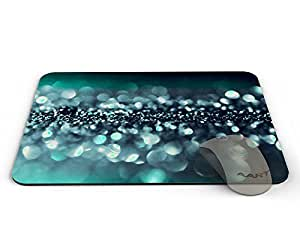Glitter Mousepad - Mousepad / glitter Mousepad / Mousepad / Mousepad - AArt #MP028 (9.84 X 7.87 inches)