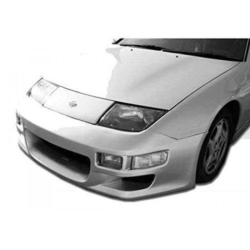 Extremely Durable Guaranteed Fitment KBD Body Kits Compatible with Lexus SC SC300 SC400 1997-2000 Bunny Style 1 Piece Flexfit Polyurethane Rear Lip Made in the USA! Easy Installation