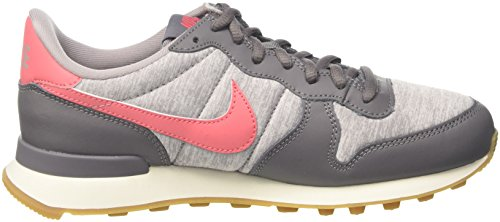 Gunsmoke Sea Internationalist Basse NIKE Coral da Ginnastica Donna Multicolore 020 Scarpe A 1R1qUx0