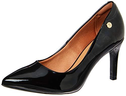 Sapatos Verniz Premium, Vizzano, Feminino, Preto, 36