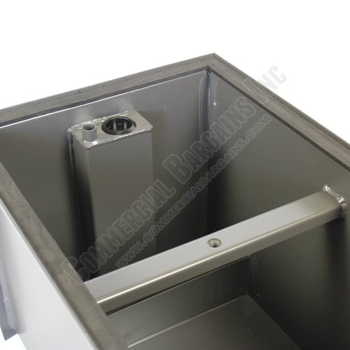 WentWorth 40 Pound Grease Trap Interceptor 20 GPM Gallons Per Minute WP-GT-20 by Wentworth (Image #4)