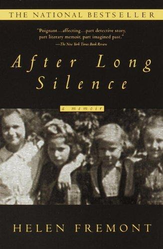 After Long Silence: A Memoir cover